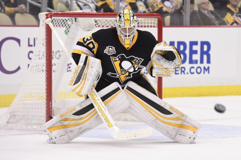 NHL: DEC 20 Rangers at Penguins